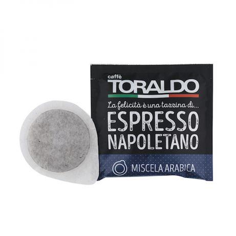 50 бр Кафе хартиени дози Торалдо 100% Арабика