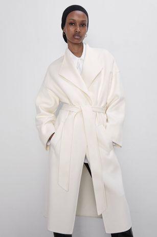 Palton Zara nou handmade XS (nu massimo dutti)
