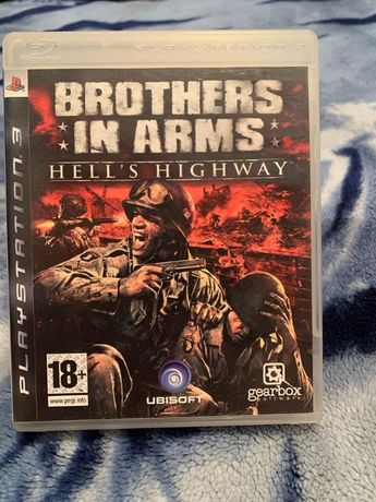 Brothers in Arms Hell's Highway PS 3 - Playstation 3 - PS3