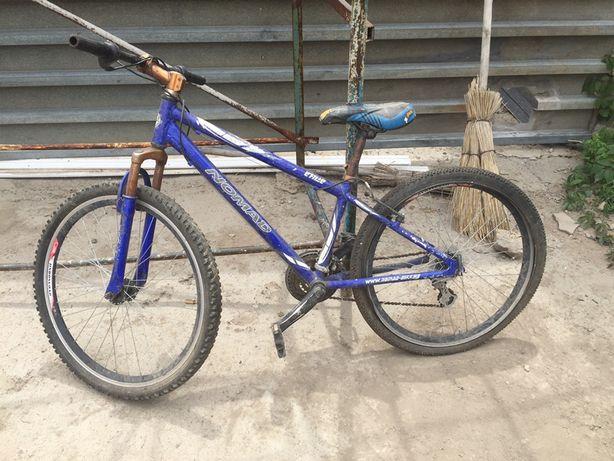 Продам велосипед NOMAD