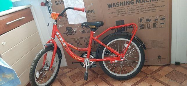Продам детский велосипед для девочек 7-9 лет