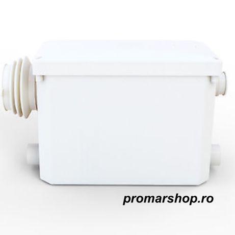 Macerator cu intrare laterala Pompa Sanitrit H400-A