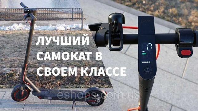 Электросамокат Взрослый в Условиях Городского Траффика Xiaomi M365