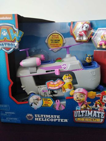 Set interactiv Paw Patrol - Skye's Ultimate  Rescue Helicopter