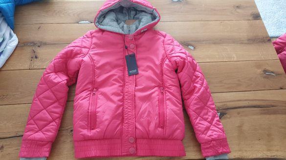 Есенно-зимно яке момиче, размери 10 и 14 години