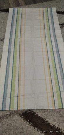 Ткань Лён.  Сделано в СССР