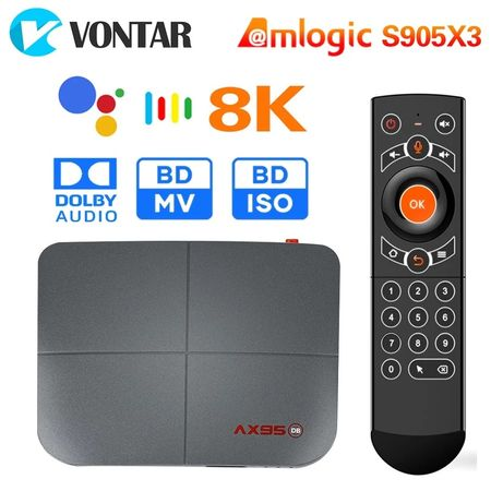 Tv Box AX95 DB 4/32gb