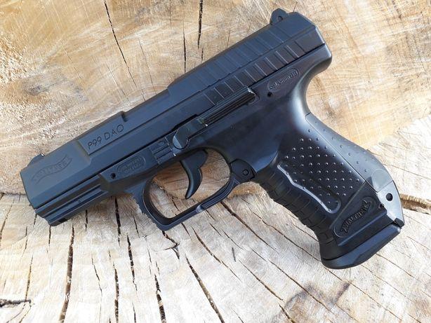 Foarte puternic 4.5j FORTA pustol airsoft Walther p99 Dao upgradat co2