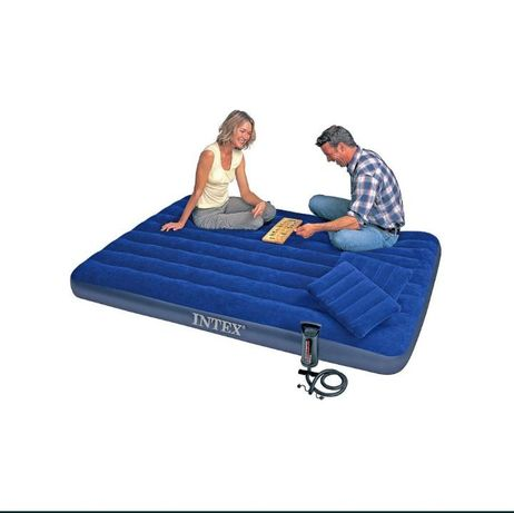 Матрас надувной 2-спальный