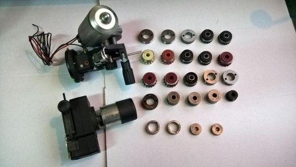 Ролки водещи за телоподаващи механизми на МИГ-МАГ заваръчни апарати.