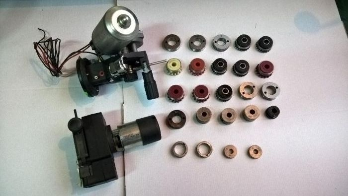Ролки водещи за телоподаващи механизми на МИГ-МАГ заваръчни апарати. гр. Пазарджик - image 1