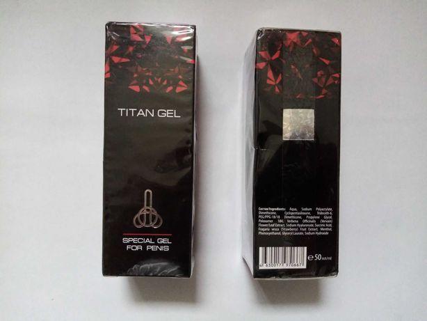Titan Gel original, crema  pentru barbati, 50 ml