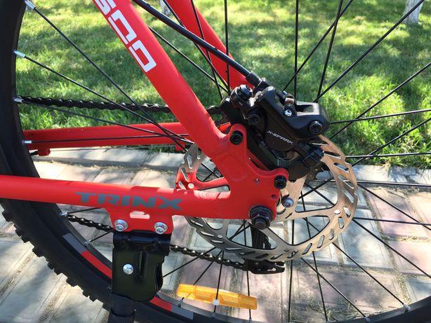Trinx велосипед рама алюмини тормаза гидро