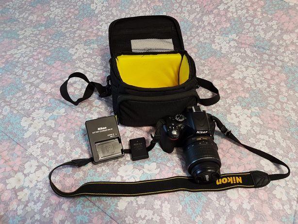 Продам зеркальный фотоаппарат Nikon 5100