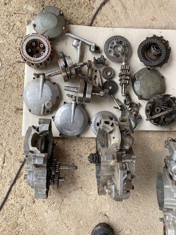 Двигател за Кавазаки 125 кх, Kawasaki 125 kx