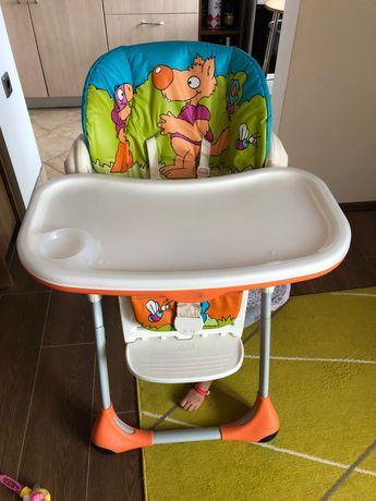 Столче за хранене Chicco Poly