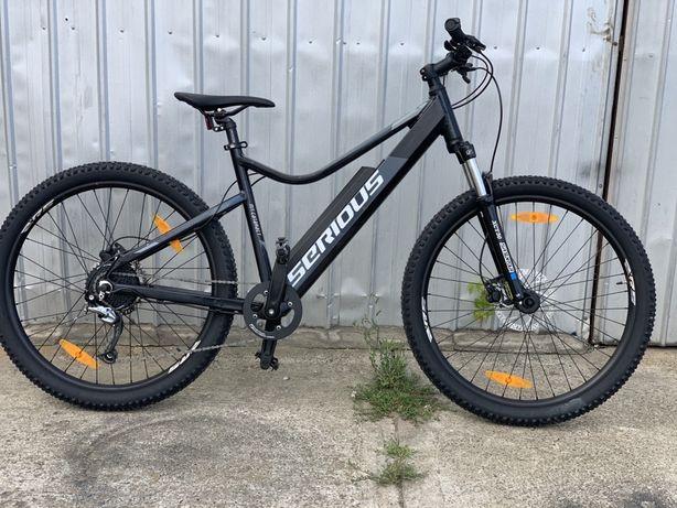 Bicicleta electrica Serious SCG