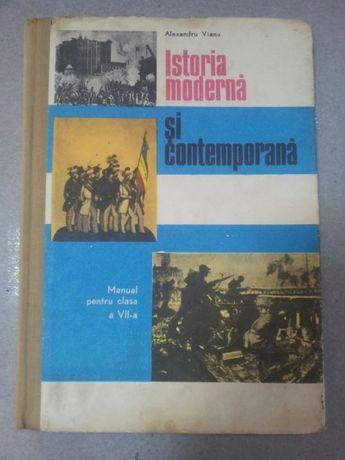 Istoria Moderna si contemporana