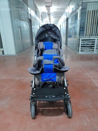 Инвалидная коляска для детей с нарушением апорно двиготельного аппарат