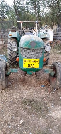Vand Tractor Deutz D40