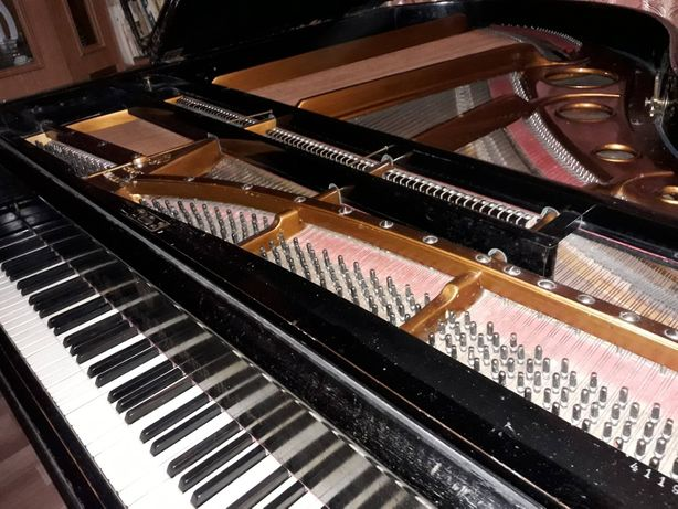 Vând pian Gebrüder Hansmann/Eladó Gebrüder Hansmann zongora