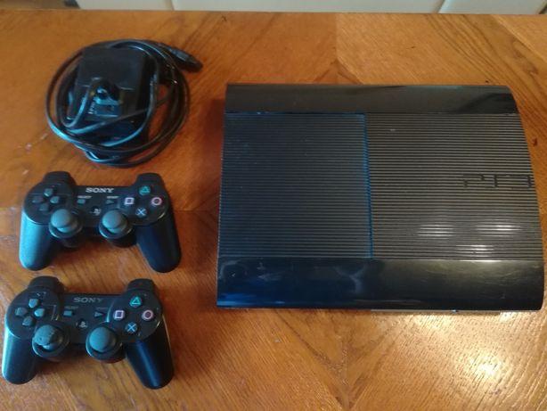 Consolă Sony PS3 super slim