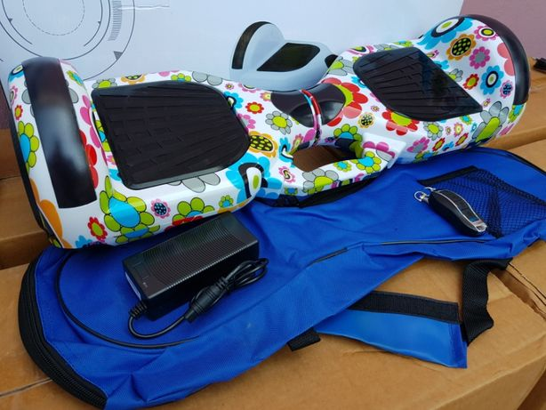Hoverboard Sun Floor Nou cu maner