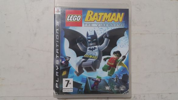 LEGO Batman The Video Game за PlayStation 3 PS3