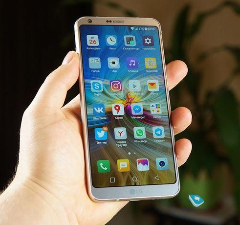 Продам LG G6 почти новый память 64/4 без минусов