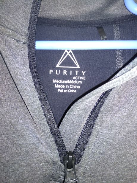 Bluza ciclism Purity Active
