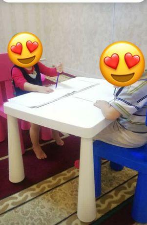 Стол икеа и стулья