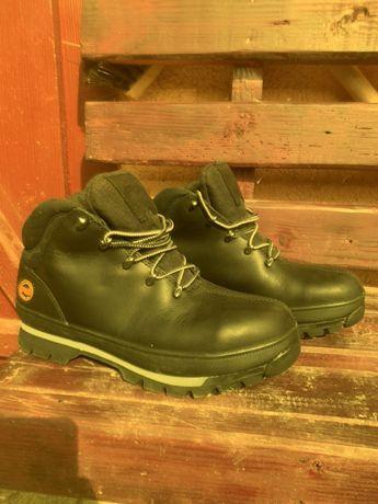 Ghete, bocanci piele Timberland Pro cu bombeu metalic  #Safety Boots