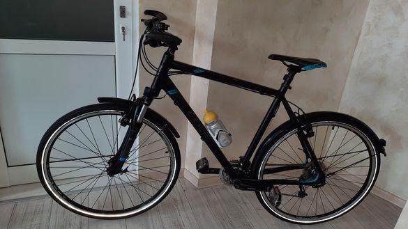 Шосеен алуминиев велосипед CUBE