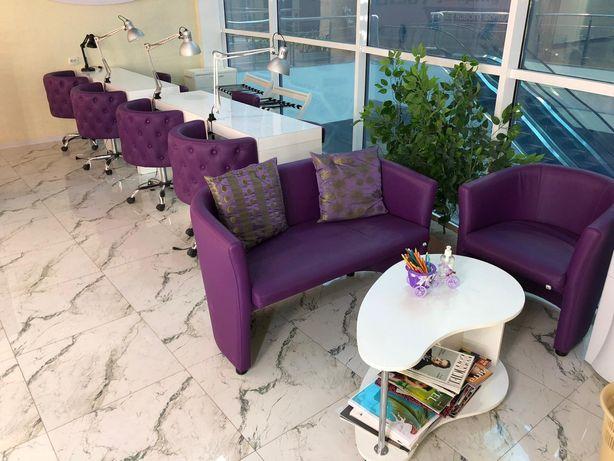 Мебель под ключ в салон красоты. Вся мебель для старта бизнеса.