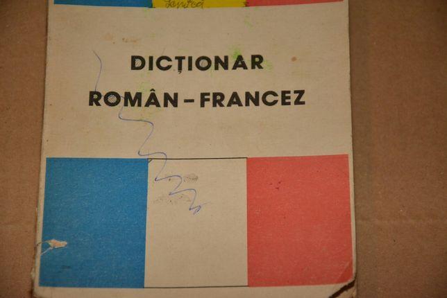 Doctionar limba franceza