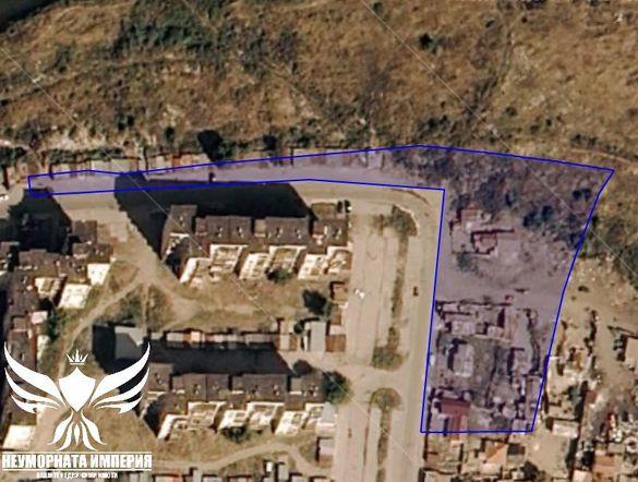 Продавам урбанизиран имот 6557кв.м. гр.Пловдив район Източен