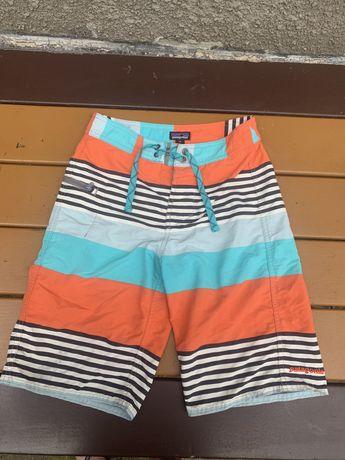 Pantaloni scurti /short/bermude de baie Patagonia Copii marime 10 ani