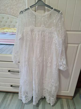 Платье на 8-9 лет (128 см)