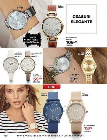 Ceasuri, modele noi