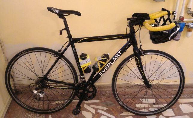 Bicicleta contratimp Everlast ca noua, accesorii, piese/echipament