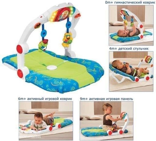 Chicco baby trainer 4 in 1