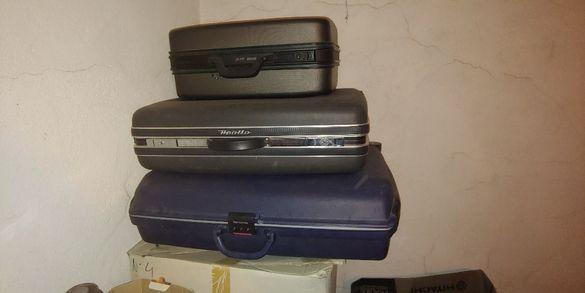Твърди луксозни пътнически и дипломатически куфари