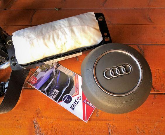 Audi A5 A6 A7 A8 C7 D4 D5 kit airbag plansa bord pasager volan centuri
