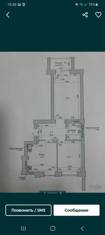 Продам квартиру в ЖК Альтаир по молдогулова 62