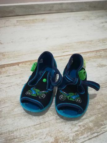 Пантофи бефадо befado 18 номер, сандали обикновени