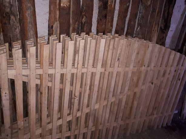 Штакетник (Волна)1.3 на 2 метра