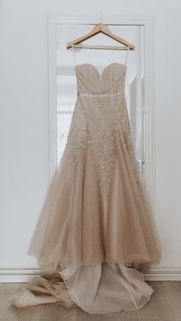 Vand rochie de mireasa Romana Couture