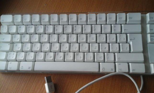 Клавиатура Apple A1048 USB