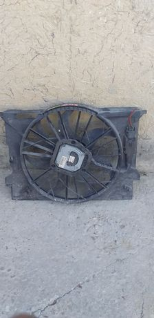 Вентилятор радиатора на мерседес w211