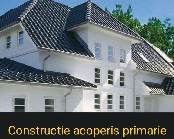 Echipa meseriași constructii și montaj acoperisuri